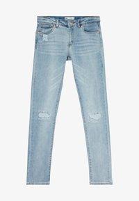 Levi's® - 711 SKINNY  - Skinny džíny - palisades - 3