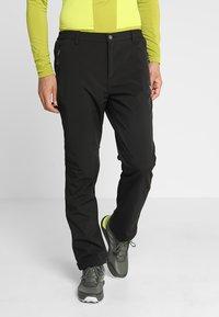 Regatta - GEO Softshell II - Pantalons outdoor - black - 0