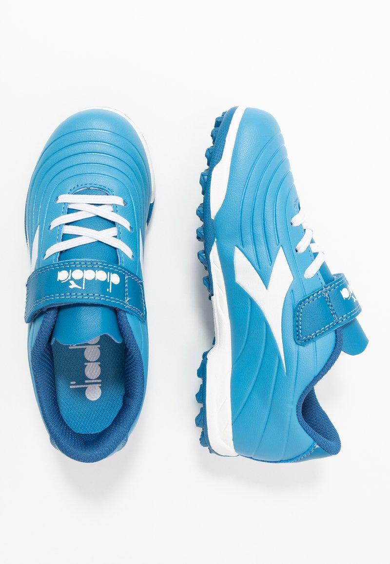 Diadora - PICHICHI 2 TF - Fußballschuh Multinocken - sky-blue/white