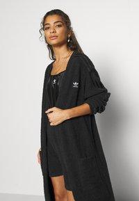 adidas Originals - KIMONO - Cardigan - black - 3