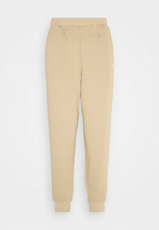 CUFFED  - Teplákové kalhoty - linen khaki