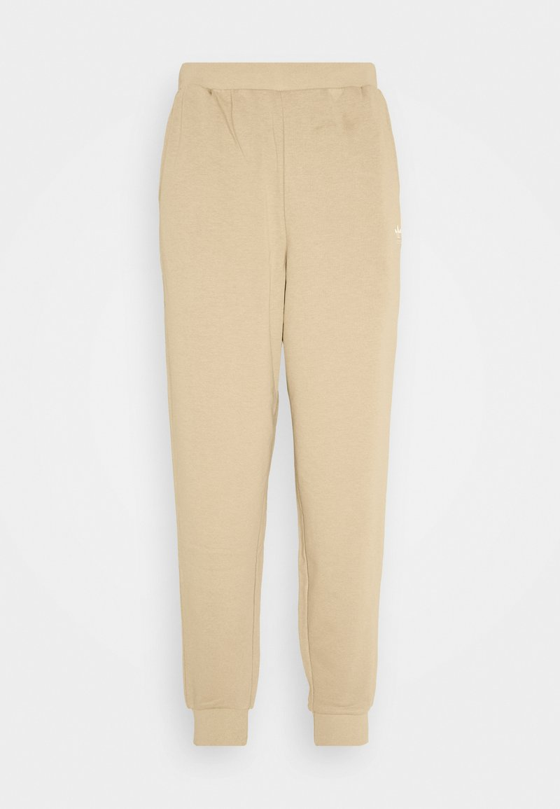 adidas Originals - CUFFED  - Tracksuit bottoms - linen khaki