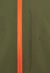 Icepeak - BASSUM - Soft shell jacket - dark olive - 2