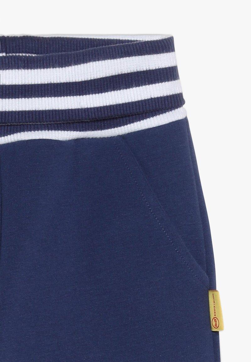 Steiff Collection - BABY - Pantaloni sportivi - blue