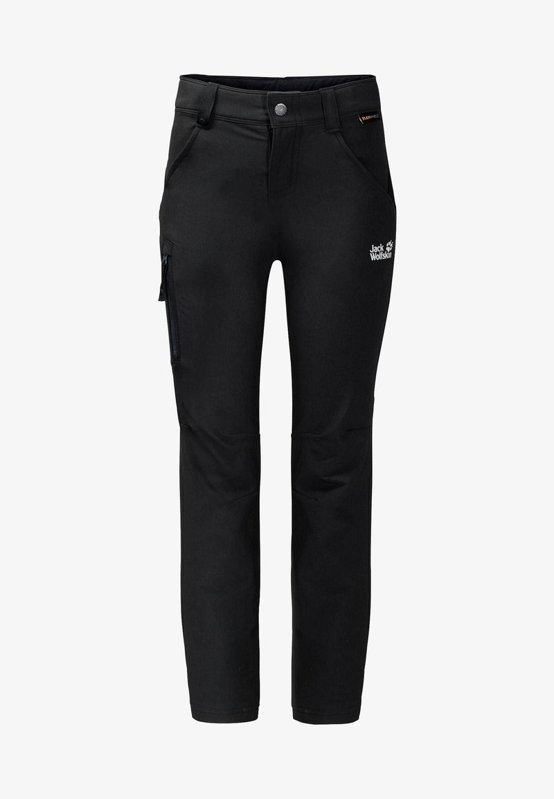 Jack Wolfskin - ACTIVATE - Trousers - black