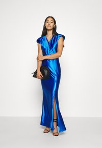 WAL G. - FLARE SLEEVE MAXI DRESS - Occasion wear - electric blue - 1