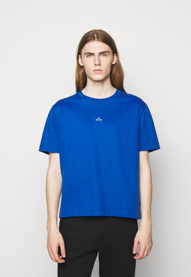 HANGER TEE - T-shirt imprimé - blue
