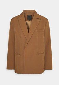 Mennace - AFTERMATH SUIT JACKET - Blazer - light brown - 0