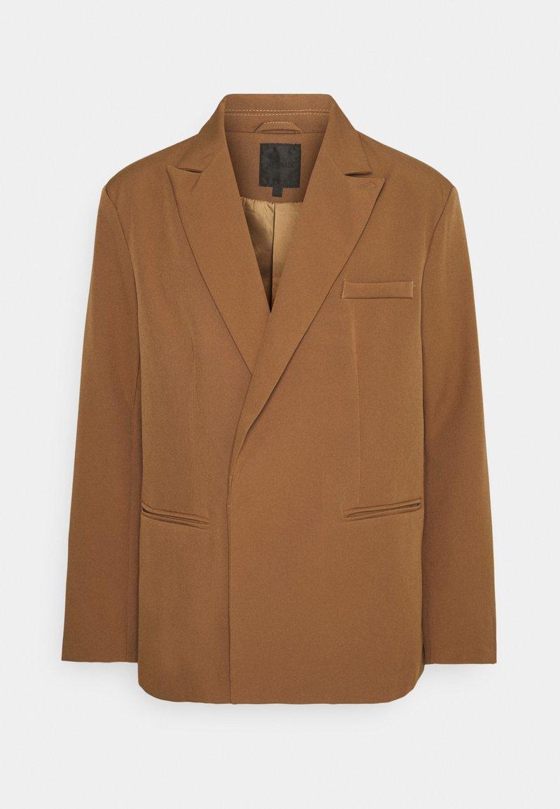 Mennace - AFTERMATH SUIT JACKET - Blazer - light brown