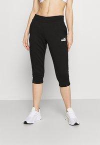 Puma - CAPRI  - 3/4 sports trousers - black - 0
