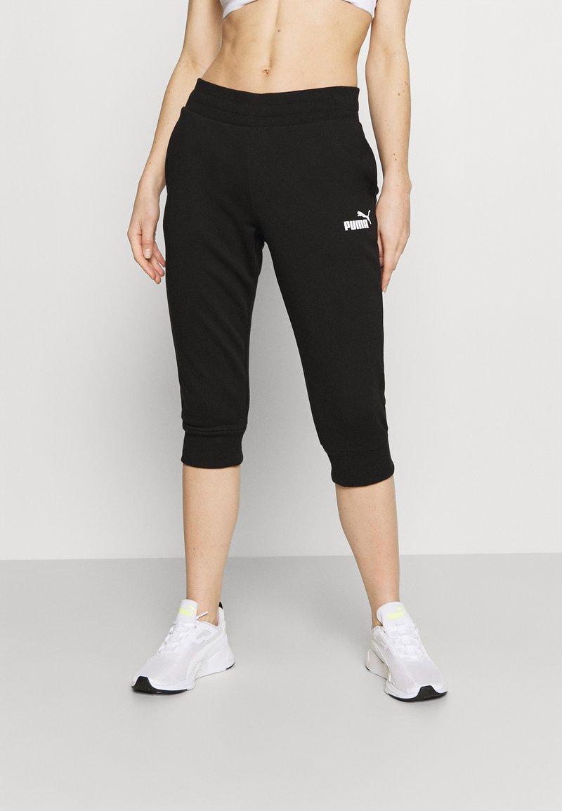 Puma - CAPRI  - 3/4 sports trousers - black