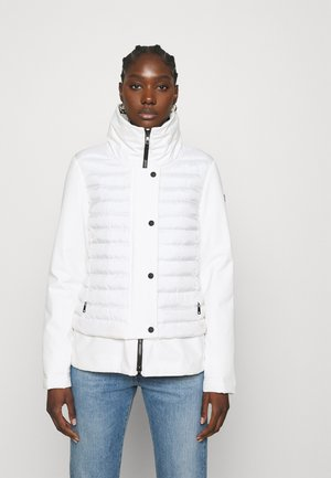 SOLARBALL - Light jacket - white