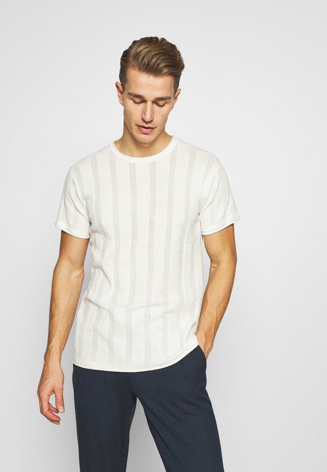 ATKINSON - T-shirts - offwhite