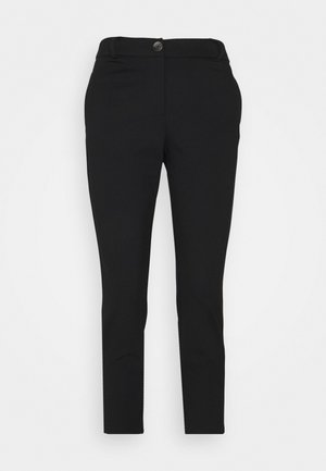 ONLADENA VIKE SLIM CIGARETTE - Trousers - black