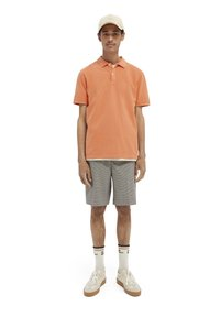 Scotch & Soda - Polo shirt - peach echo - 1