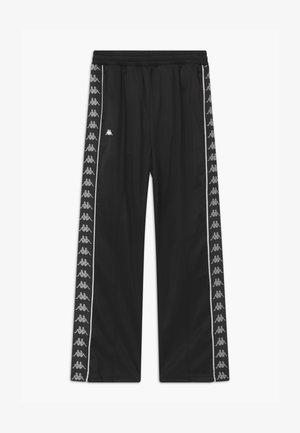 HELMA - Pantalon de survêtement - caviar