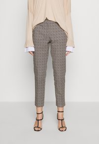 WEEKEND MaxMara - CANARD - Kalhoty - beige - 0