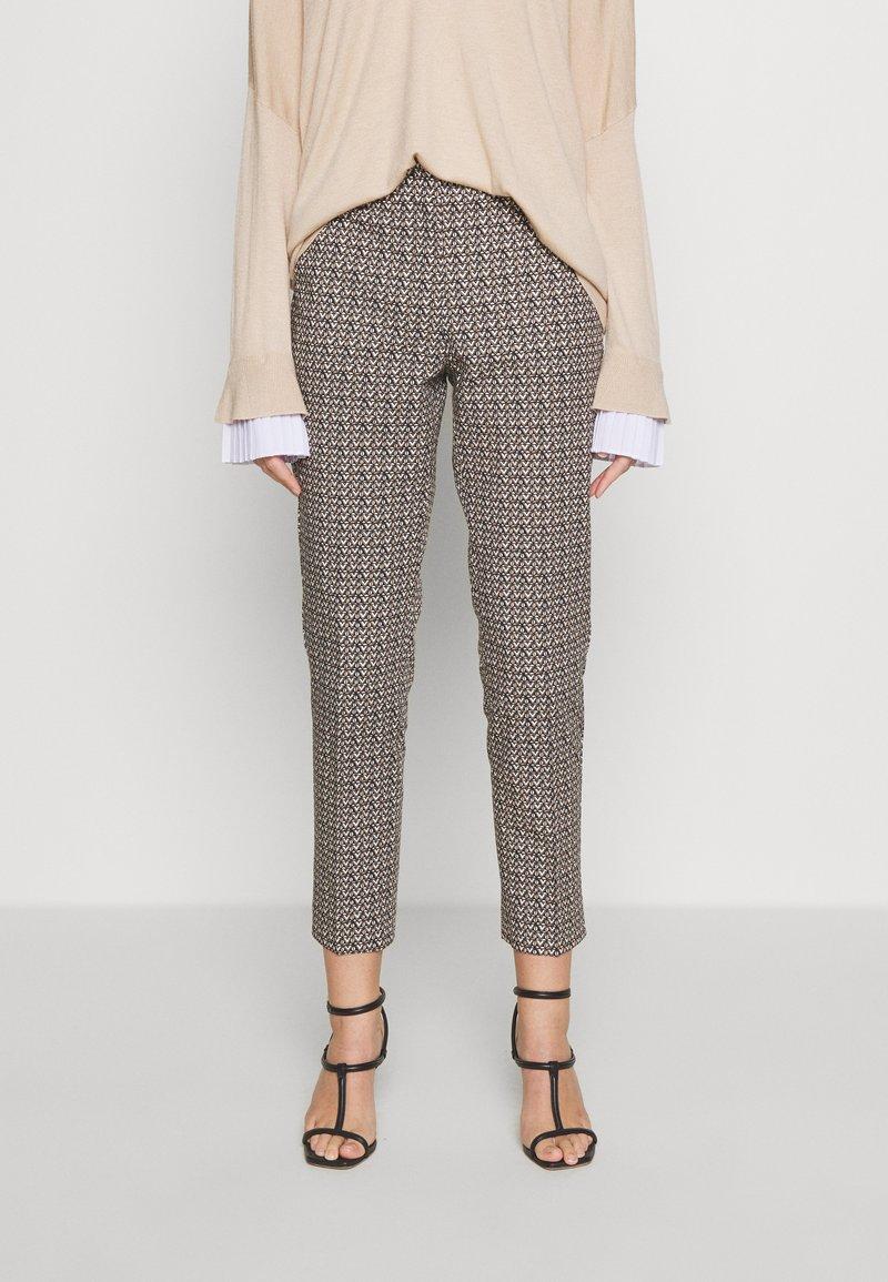 WEEKEND MaxMara - CANARD - Kalhoty - beige