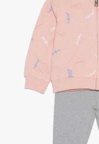 Nike Sportswear - BABY SET - Baby gifts - dark grey heather - 4