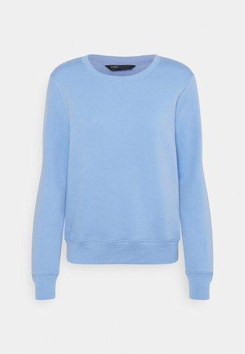 AUTH - Sweatshirt - light blue