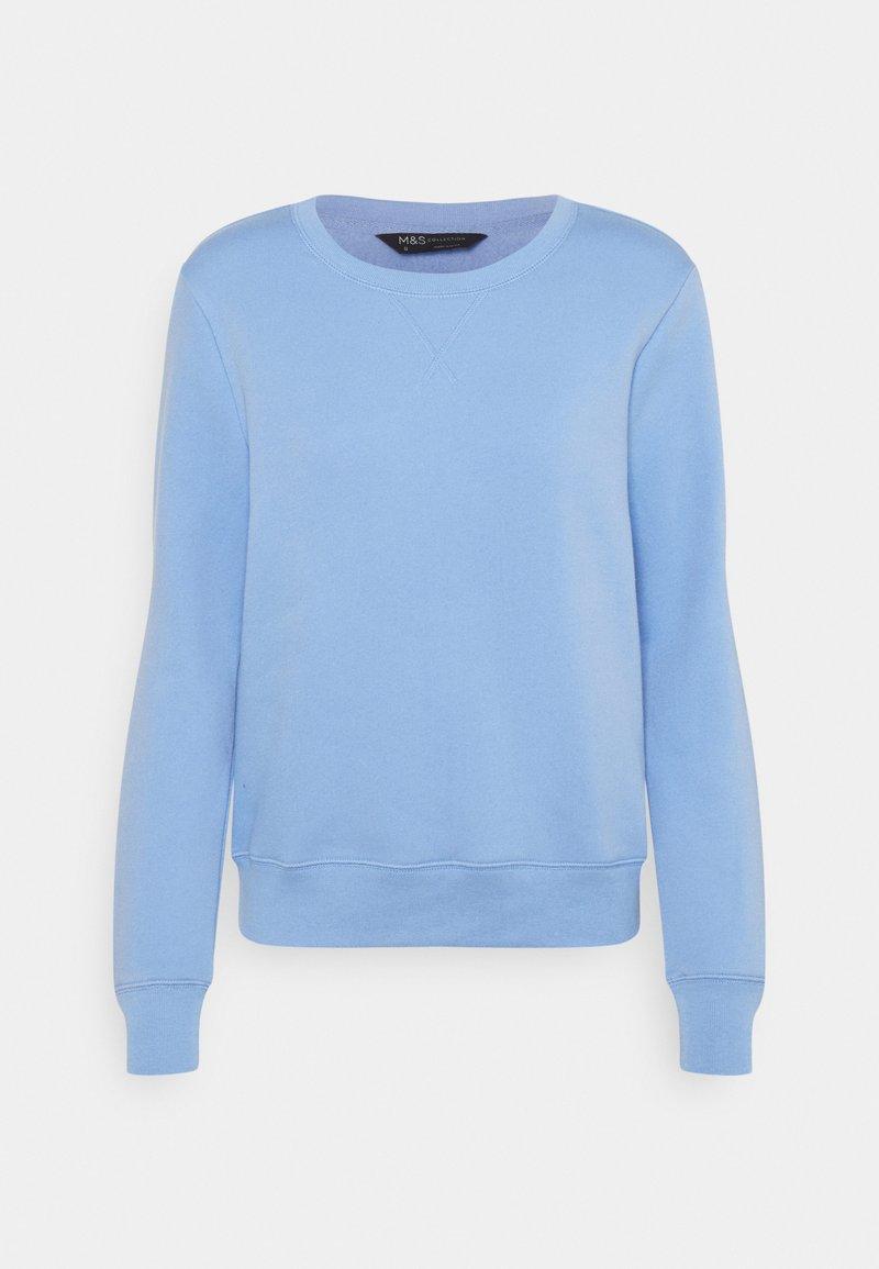Marks & Spencer London - AUTH - Sweatshirt - light blue