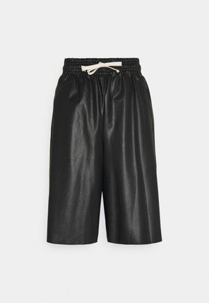 TEND - Trousers - schwarz
