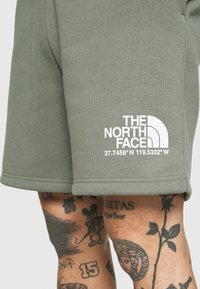 The North Face - COORDINATES - Kraťasy - agave green - 4
