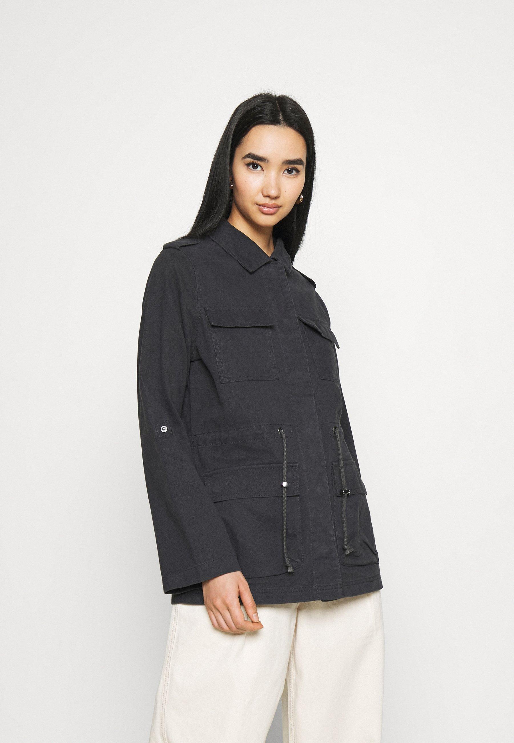 Women ONLMAYA LIFE UTILITY JACKET  - Summer jacket
