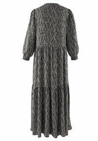 Alba Moda - Maxi dress - schwarz off white beige - 6
