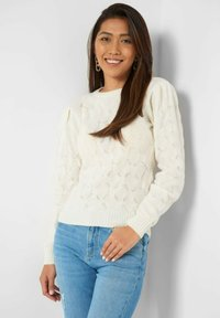 ORSAY - Jumper - white pearl - 1