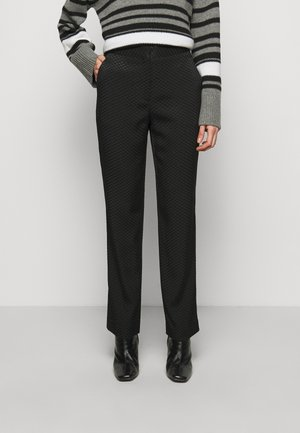 CLINT - Trousers - black