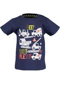 Blue Seven - BASICS - Print T-shirt - yellow - 2