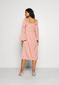 Fashion Union - MANDY DRESS - Cocktail dress / Party dress - pink - 2