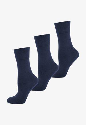 3 PACK  - Strumpor - nachtblau