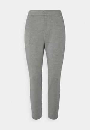 ONLPOPTRASH LIFE STRIKE PANT - Pantaloni - medium grey melange