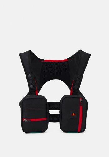 OROSEI CHEST BAG UNISEX - Across body bag - black