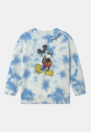 GIRL DISNEY MICKEY MOUSE CREW - Sweater - blue