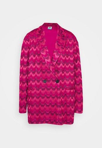 JACKET - Blazer - hot pink