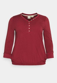 PINCH - Long sleeved top - red