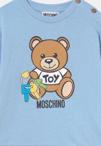 MOSCHINO - Sweatshirt - blue - 2