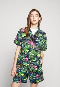 Polo Ralph Lauren - PRINTED - Camisa - green/dark blue - 3
