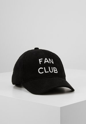 ONSCURD EMBROIDERY BASEBALL  - Cap - black
