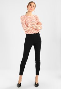 Samsøe Samsøe - NOBEL STRIPE - Long sleeved top - puffin bill - 1