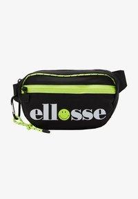 Ellesse - PIOLLO BUMBAG - Bum bag - black - 1
