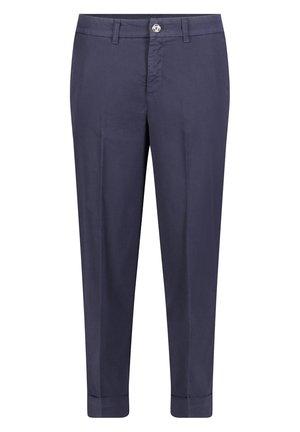 CULOTTE  - Trousers - dark blue ppt
