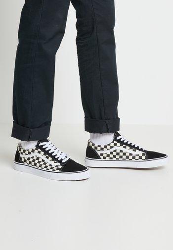 OLD SKOOL - Skateschoenen - black/white