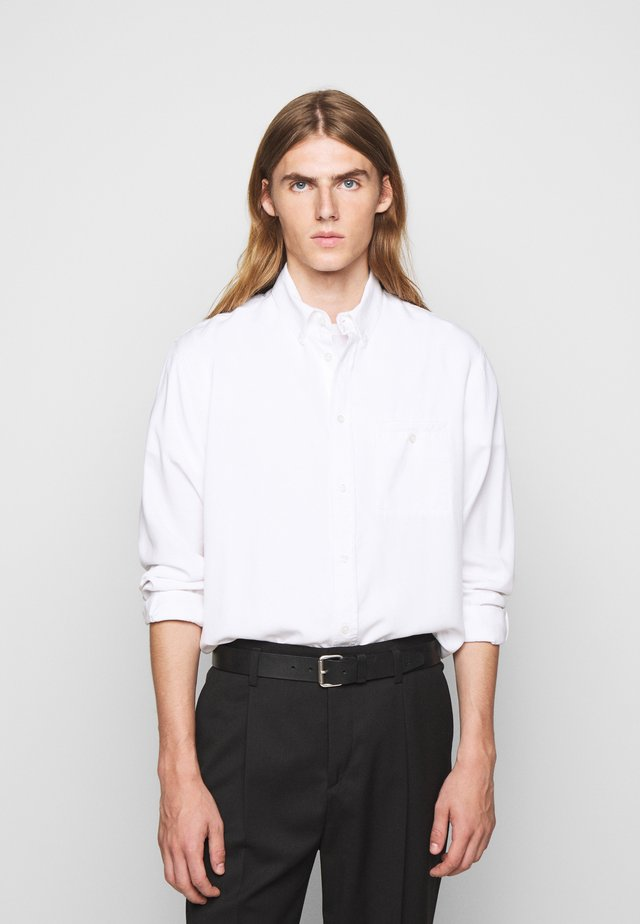 ZACHARY - Camisa - white