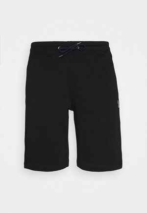 REGULAR FIT - Jogginghose - black