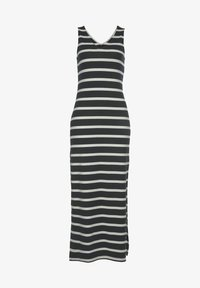 Tamaris - Maxi dress - navy weiß - 3
