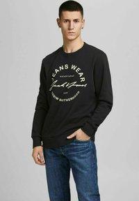 Jack & Jones - 2PACK - Sweatshirt - black - 3